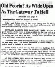 "1919–1941: ""Roarin' Peoria"""