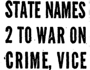 State Names 2 to War on Crime, Vice