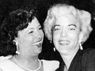 Ann Pryor and Friend